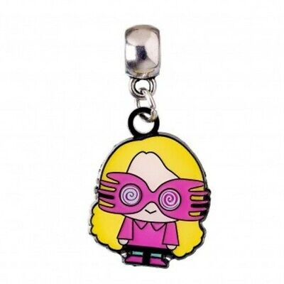Harry Potter : Cutie Luna Lovegood Slider Charm from The Carat Shop