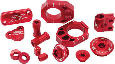 Zeta Billet Kit Kawasaki Red ZE51-2132