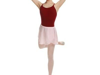 NEW Adults Mock Wrap Ballet Skirt