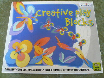 Creatives - Creative Play Blocks - Foam Craft with Design Book