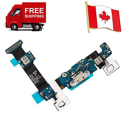 Charging Port with Flex Cable For Samsung Galaxy S6 Edge Brand New