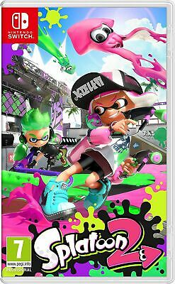 Splatoon 2 (Nintendo Switch) Brand New & Sealed UK PAL Quick Dispatch