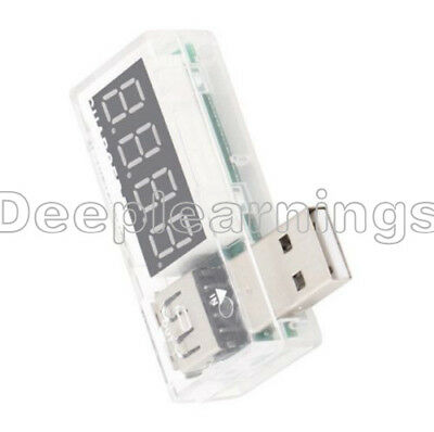 USB Charger Doctor Voltage Current Meter Battery Tester Power Detector