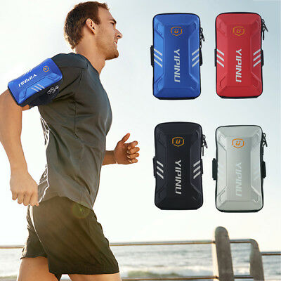 Armband Casual Running Jogging Sports Gym Arm Band Case Holder Phone Bag Pouch