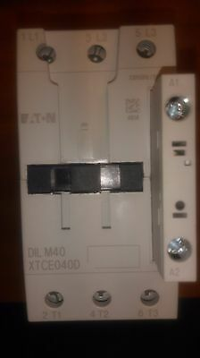 Eaton DILM 3 Pole Contactor
