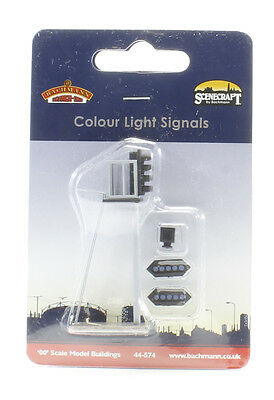 Bachmann Branchline 44-574 Colour Light Signals - Aust. Warranty