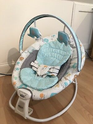Graco Duet Rocker baby chair With Vibration