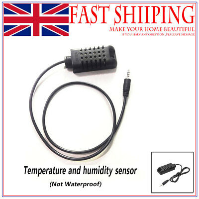 For Sonoff 10A/16A Temperature &Humidity Monitor WiFi Smart Switch Module as07