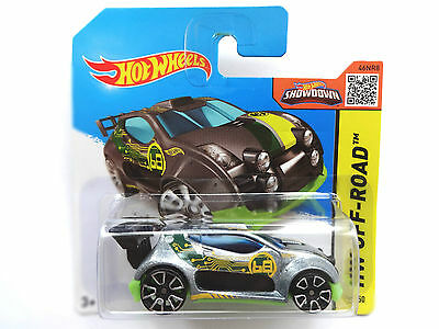 YRTS Hot Wheels Fast 4WD Scale 1:64 Metal ¡New!