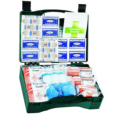 JFA Medical 20 Person HSE Workplace First Aid Kit - Bulk buy discounts.