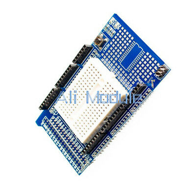 Prototype Shield ProtoShield V3 Expansion Mini Breadboard For Arduino MEGA2560 A