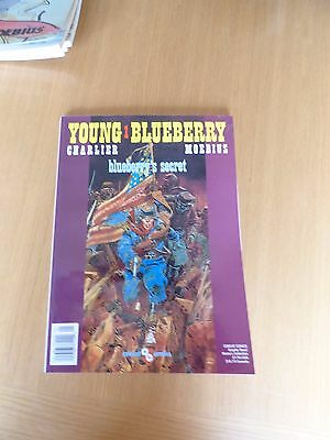 Moebius Young Blueberry 1 from Comcat