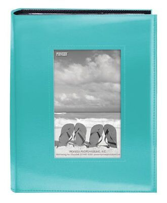 Pioneer Photo Albums FRM-246C 200-Pocket Sewn Leatherette Frame Cover Photo A...