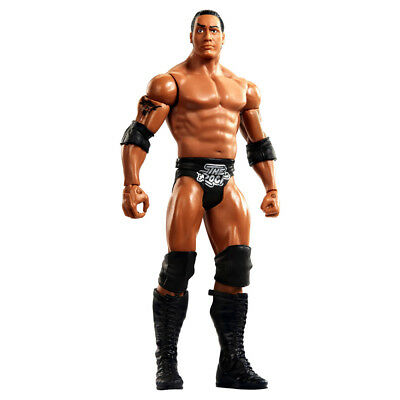 """ SummerSlam 2017 "" The Rock WWE Wrestling Action Figure Kid Child Toy Mattel"