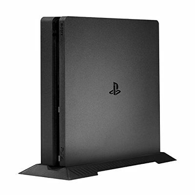 Younik PS4 Slim Vertical Stand for Playstation 4 Slim with Built-in Cooling V...