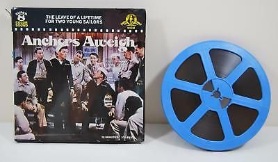 Anchors Aweigh - Super 8 Cine Film - Selected Scenes - Gene Kelly Frank Sinatra