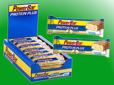 (26,48€/kg)    Powerbar Proteinplus Reducted in Carbs - 30 Riegel a 35g
