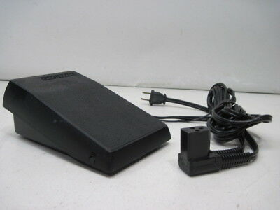 Singer CR606 362095-001 Electronic Sewing Machine Foot Pedal 3-Prong Controller