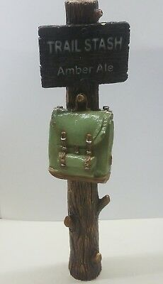 TRAIL STASH AMBER ALE Tapper Collectible