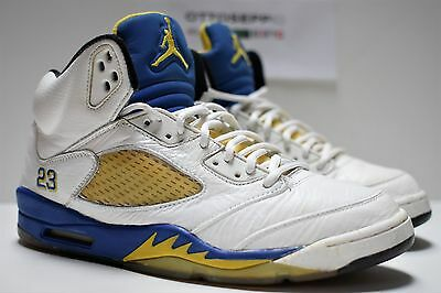 huge selection of e9909 b6acc 10.5 2000 Air Jordan V 5 Laney varsity royal maize nike vtg retro og 136045  141