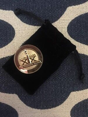 South Park Loot Crate Exclusive 20th Season Coin