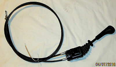 Joystick for handsteuer - VALVE P50 with Bowden Cable and Cable Glands