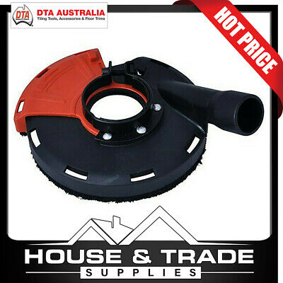 DTA Cyclone Dust Extractor Diamond Cup Grinding Suits 100mm - 125mm DEC125