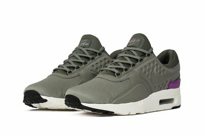 innovative design a9987 3b956 NEW NIKE AIR Max Zero Premium Men's Running Training Shoes Cool Grey 881982  004