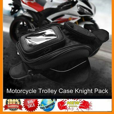 Magnetic Motorcycle Scooter Motorbike Oil Fuel Tank Bag for Phone / GPS BS