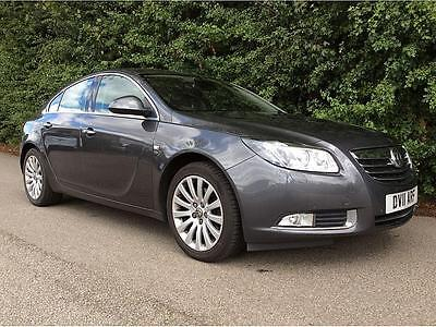 2011 61 vauxhall insignia 1 8 sri 5d 138 bhp 4 picclick uk. Black Bedroom Furniture Sets. Home Design Ideas
