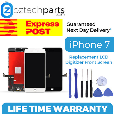 for iPhone 7 White LCD Touch Screen Replacement Digitizer Display Assembly