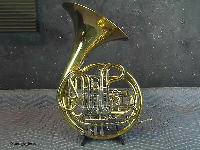 Reynolds Contempora Double French Horn Professionally Cleaned!! #3