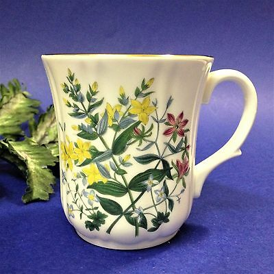 Duchess, England -  Bone China MUG - Meadow Blossoms