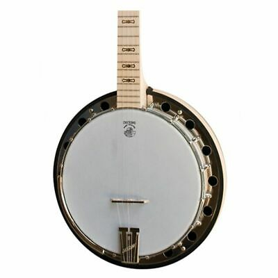 Deering Goodtime Special 5-String Banjo with Tone Ring and Resonator Maple