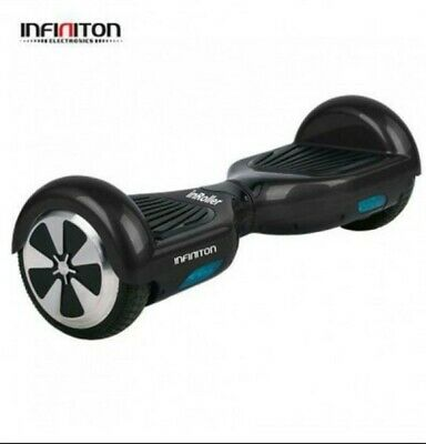 Infiniton scooter inroller 2.0 10km/h led negro