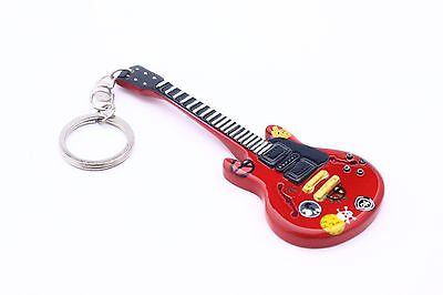 RGM99102 Alvin Lee Guitar Keyring from Rock Guitar Miniatures