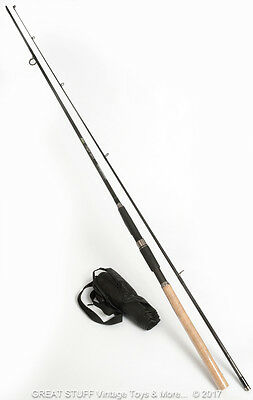 3 metre 2 Part CARBON Graphite Series Spinning FISHING ROD YuQuan NEW 10 foot