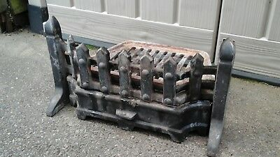 fire grate basket front ash pan fire guard and surround