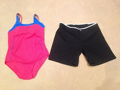 Maternity bathers and board shorts