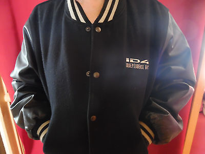 Introuvable Blouson Jacket Promotionnel Independance Day ID4 1996 Taille 2 / M
