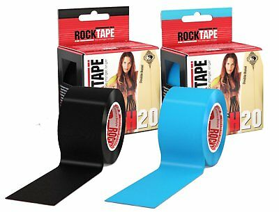 Rocktape H2O Extra Sticky Waterproof Athletic Tape Kinesiology 5 Metre Roll