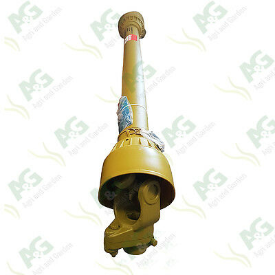 Complete PTO Shaft For Slurry Mixer Agatator HD C/W M/O Shearbolt T6 Series.
