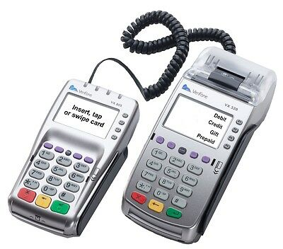 EMV/NFC VX520 FREE from Harbortouch w/ Merchant Account 1000 FREE Business Cards