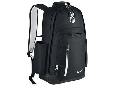 Adult Unisex Nike Kyrie Basketball Backpack Bookbag BA5133-010 Black Brand New