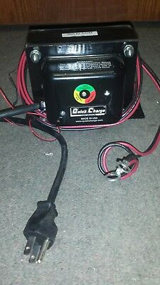 Quick Charge (OB2415) On Board Battery Charger 24v/15a. AGM.