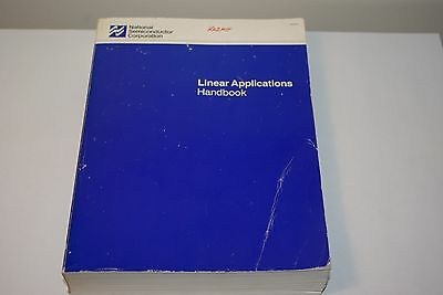 NATIONAL SEMICONDUCTOR Linear Applications DATABOOK 1986 EDITION