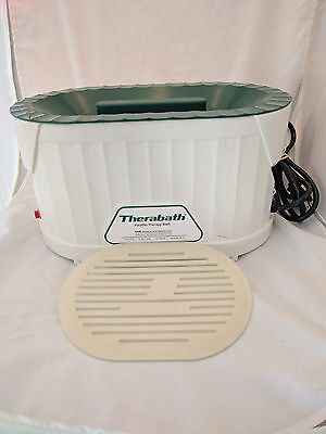 THERABATH TB5 Paraffin Wax Bath Unit Arthritis Pain Relief Foot Hand With Grill