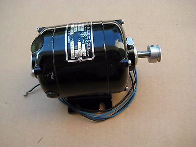 Bodine Electric Type NSH-12 DC Motor 1725 RPM 115V 1/50 HP  Good Condition