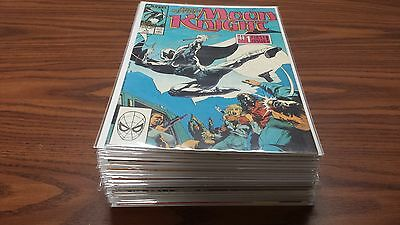 Marc Spector: Moon Knight 1989 Issues 1-25