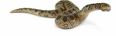 Fake Realistic Rubber North America Green Anaconda Snake Toy Props Scary Gag